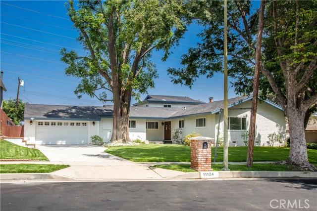 11124 Chimineas Avenue, Porter Ranch, CA 91326