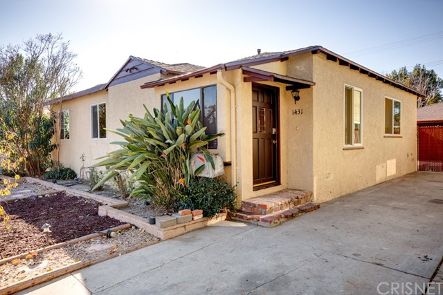 1431 N Evergreen Street, Burbank, CA 91505