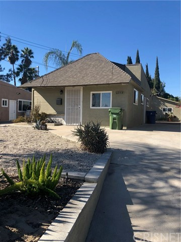 6059 Cleon Avenue, North Hollywood, CA 91606