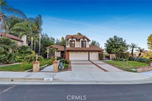 5310 E Big Sky Lane, Anaheim Hills, CA 92807
