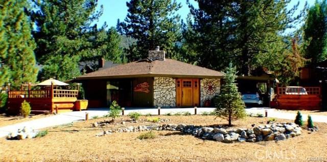 16720 W Mil Potrero, Pine Mtn Club, CA 93222