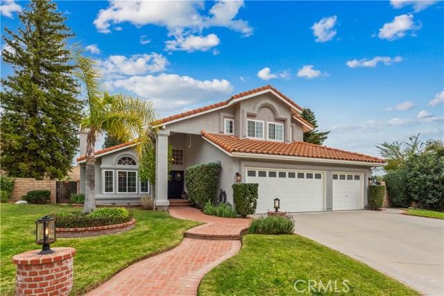 17854 Tuscan Drive, Granada Hills, CA 91344