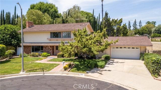 9855 Calvin Avenue, Northridge, CA 91324