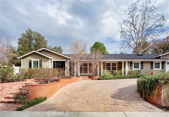 5150 San Feliciano Drive, Woodland Hills, CA 91364