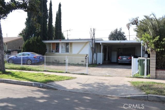 8405 Buffalo Avenue, Panorama City, CA 91402