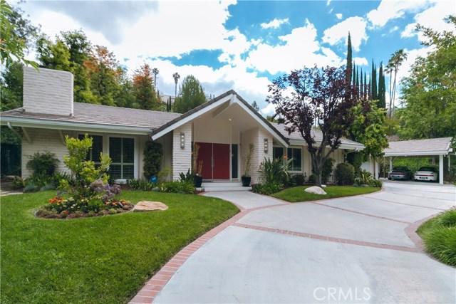 4608 La Barca Drive, Tarzana, CA 91356