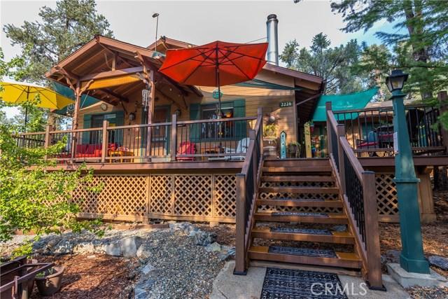 2224 Maplewood Way, Pine Mtn Club, CA 93222