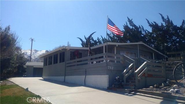 712 Canyon Drive, Lebec, CA 93243