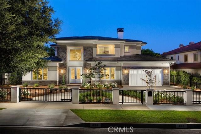 458 Woodward Boulevard, Pasadena, CA 91107