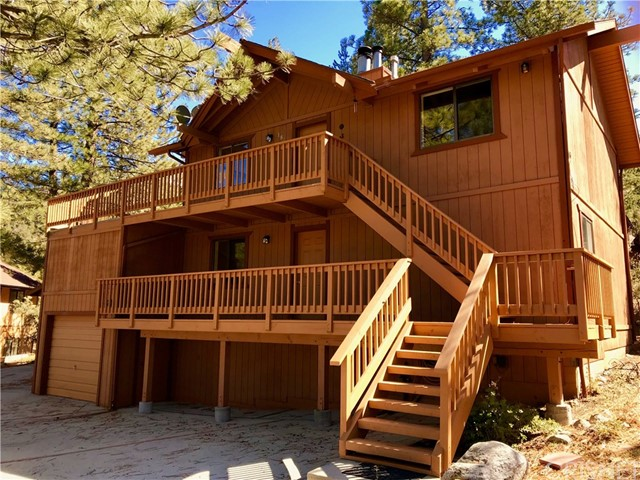 1816 Freeman Drive, Pine Mtn Club, CA 93225