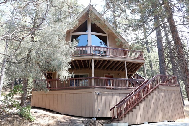 1420 Bernina Drive, Pine Mtn Club, CA 93222
