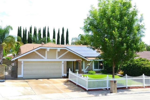 20849 Canterwood Drive, Saugus, CA 91350