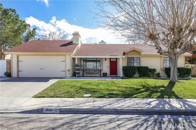 1666 W Avenue K10, Lancaster, CA 93534