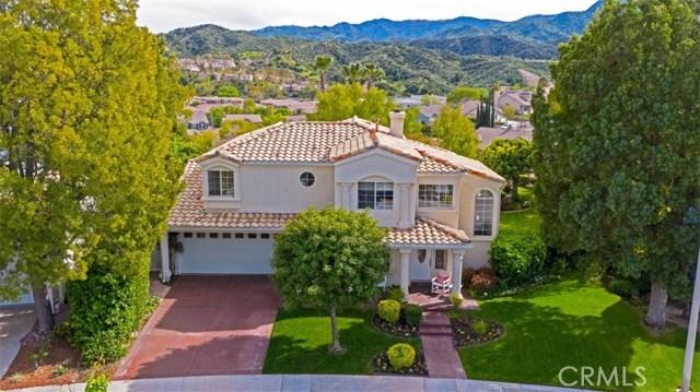 25318 BOWIE Court, Stevenson Ranch, CA 91381