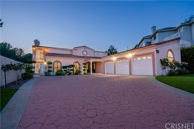 11594 Rancho Del Valle, Granada Hills, CA 91344
