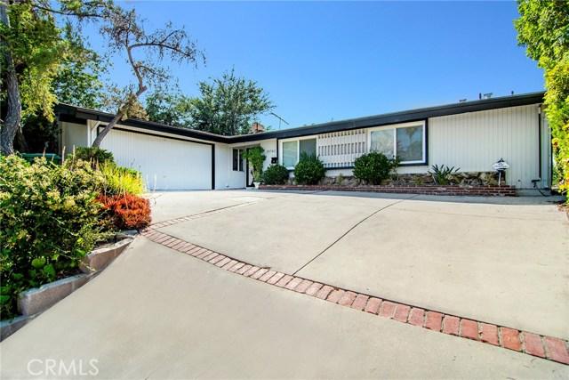 20562 Rhoda Street, Woodland Hills, CA 91367
