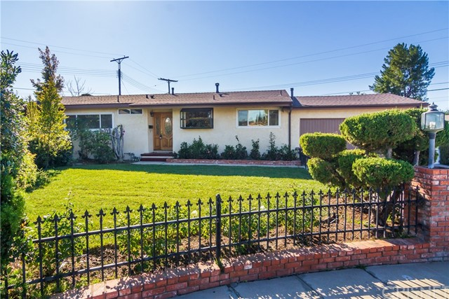 16446 Stare Street, North Hills, CA 91343