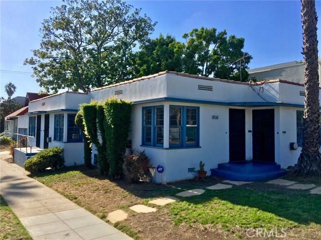 858 21st Street, Santa Monica, CA 90403