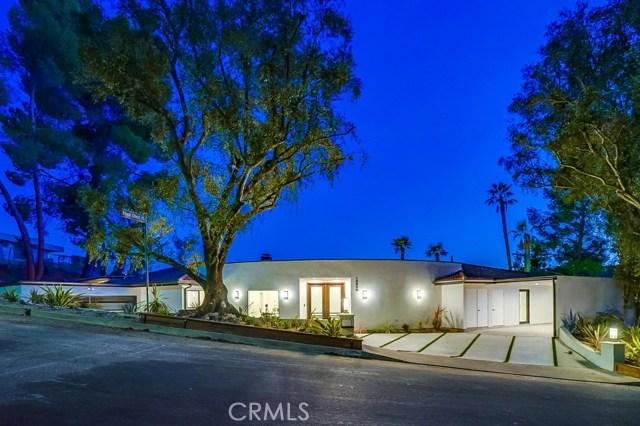 15800 High Knoll Road, Encino, CA 91436