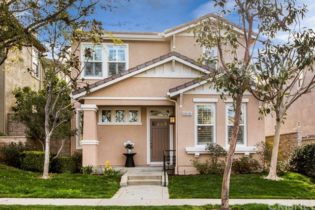 11436 Oakford Lane, Porter Ranch, CA 91326
