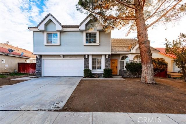 1040 Cloverdale Court, Rosamond, CA 93560