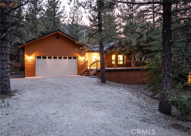 1805 Matterhorn, Pine Mtn Club, CA 93222