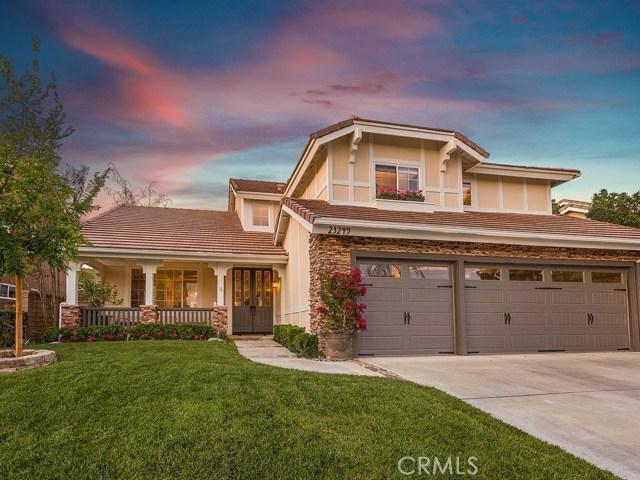 23249 Sherwood Place, Valencia, CA 91354