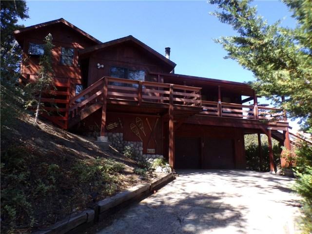 1709 Linden Drive, Pine Mtn Club, CA 93222