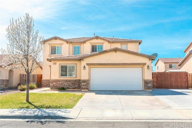 3408 Gemstone Avenue, Rosamond, CA 93560