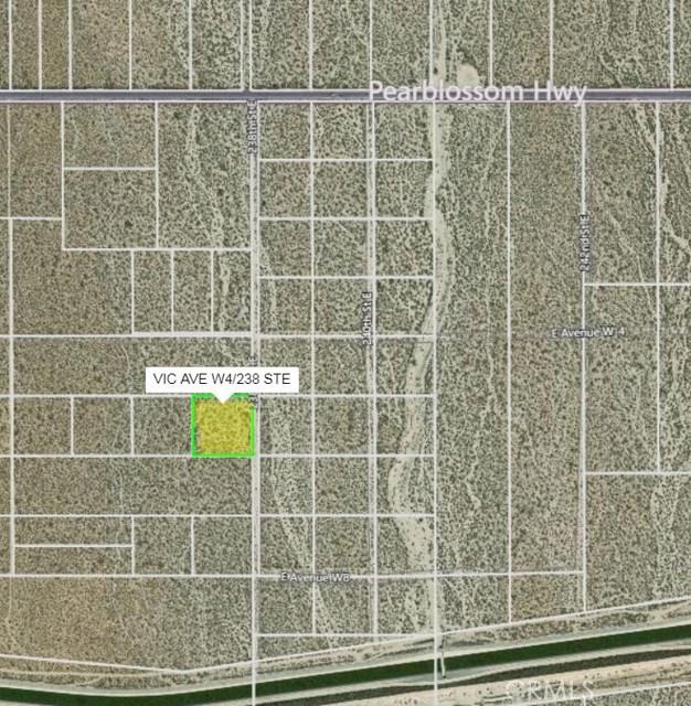 23800 Vac/Vic Avenue W4/238 Ste, Llano, CA 93544