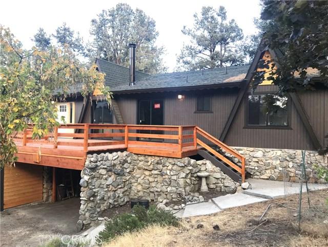 1816 Bernina Drive, Pine Mtn Club, CA 93222