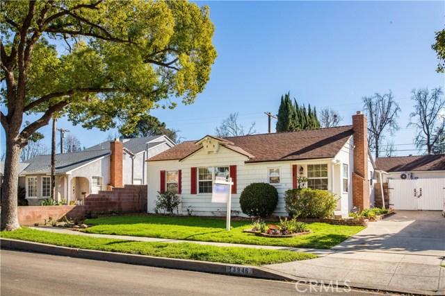 13946 Peach Grove Street, Sherman Oaks, CA 91423