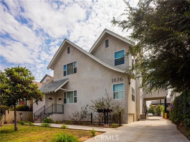 1836 Arlington Avenue, Los Angeles, CA 90019
