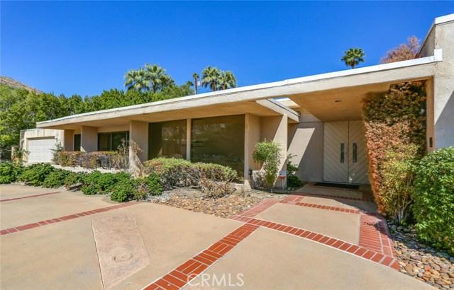 750 Camino Norte, Palm Springs, CA 92262