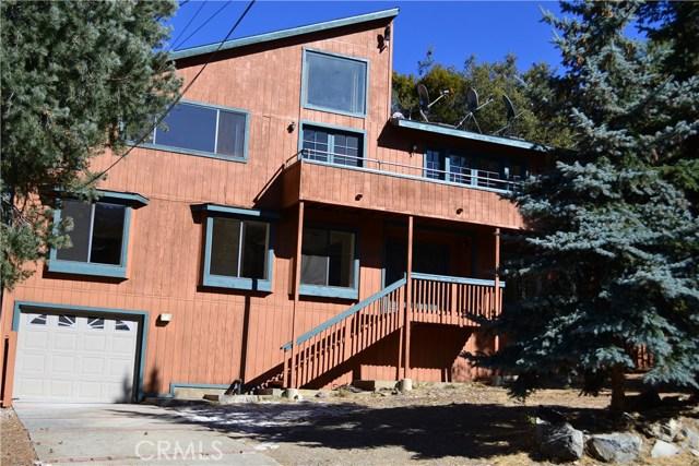 2208 Zermatt Drive, Pine Mtn Club, CA 93222