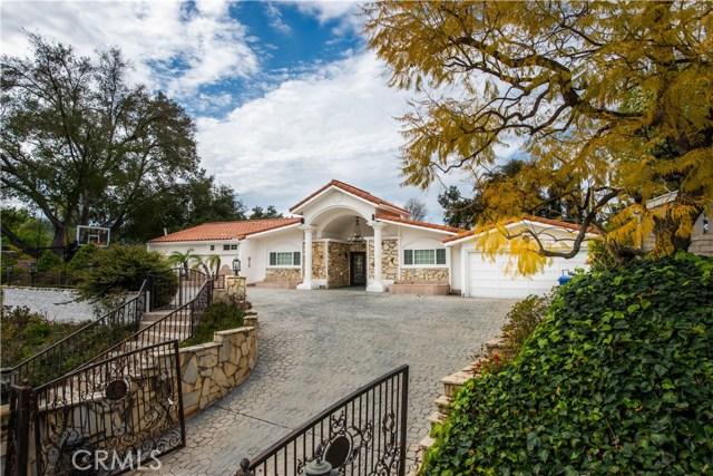 16379 Meadowridge Road, Encino, CA 91436