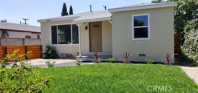 15430 Tuba Street, Mission Hills (San Fernando), CA 91345