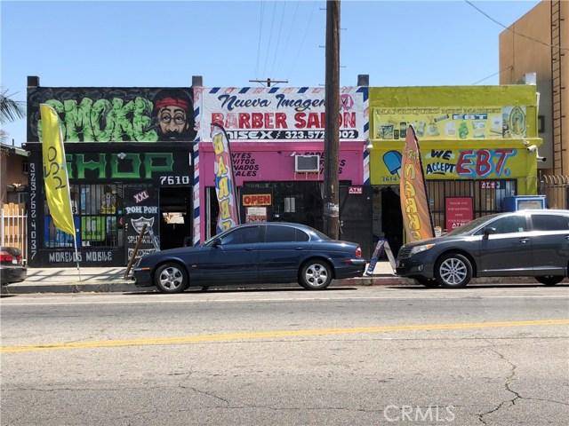 7610 San Pedro, Los Angeles, CA 90003