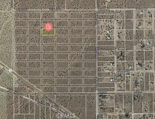0 Vac/Vic Avenue Y10/260 Ste, Llano, CA 93544