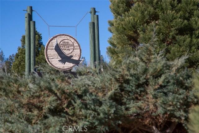 2412 Freeman, Pine Mtn Club, CA 93225