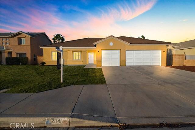 2041 W Avenue J5, Lancaster, CA 93536