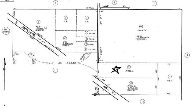 0 Vac/238 Ste Drt /Vic Avenue X4, Llano, CA 93544