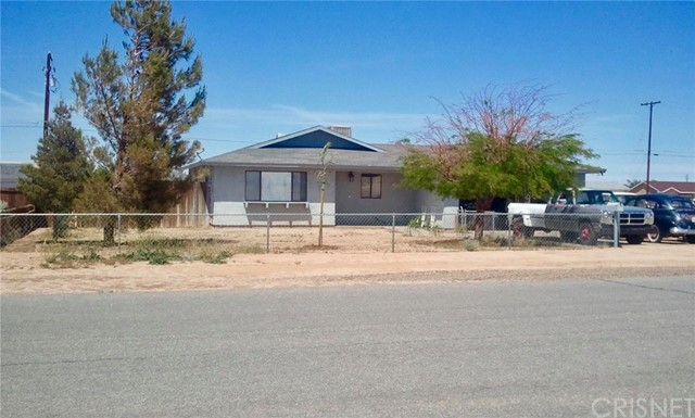 7851 Great Circle Drive, California City, CA 93505