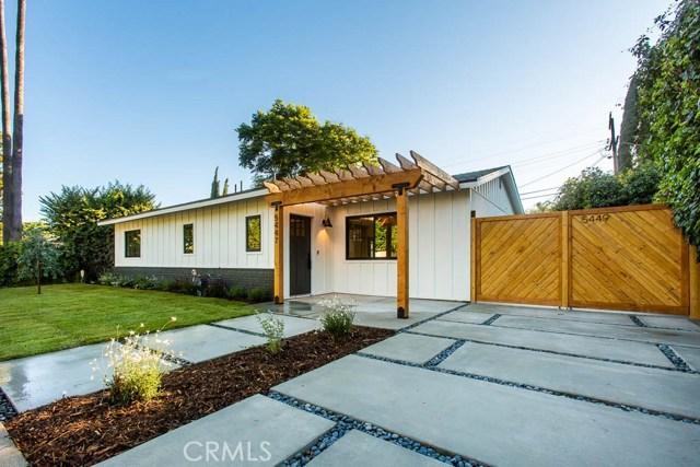 5447 Halbrent Avenue, Sherman Oaks, CA 91411