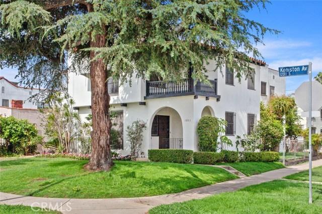 1201 Keniston Avenue, Los Angeles, CA 90019