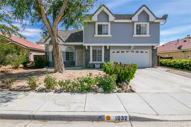 1032 Holloway Avenue, Rosamond, CA 93560