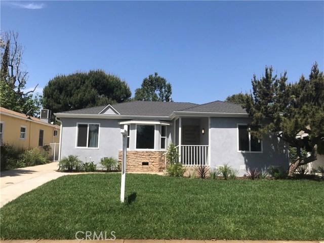 4821 Calhoun Avenue, Sherman Oaks, CA 91423