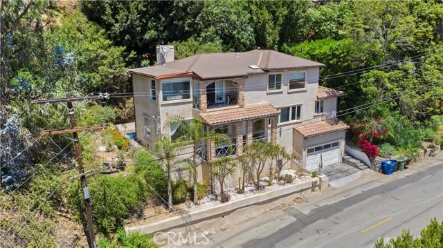 1635 Sunset Plaza Drive, Hollywood Hills, CA 90069