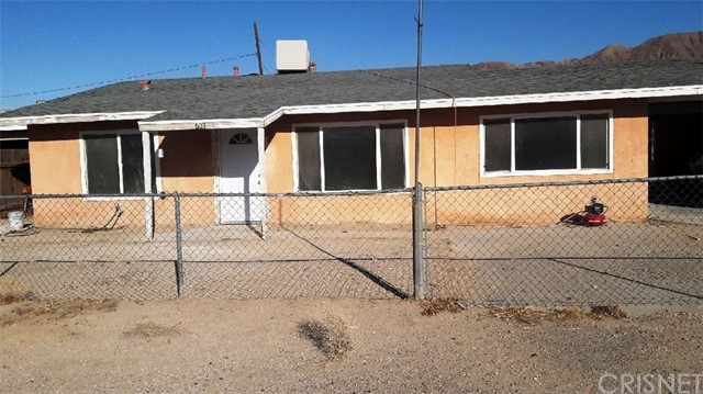 603 E Williams Street, Yermo, CA 92398