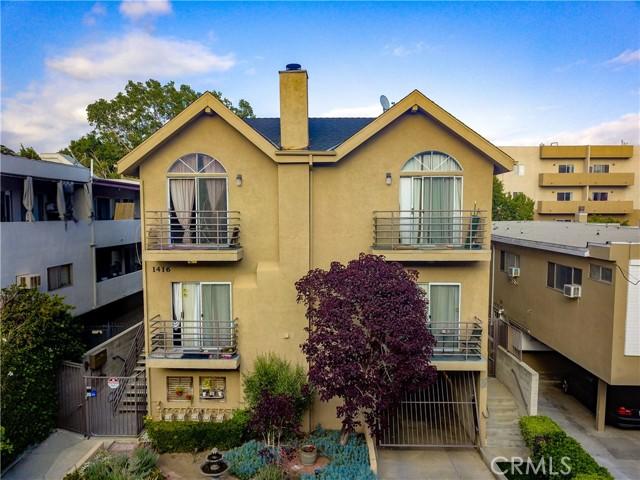 25. 1416 N Vista Street #2 Los Angeles, CA 90046